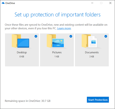 IT FTT: Backing up Files to OneDrive